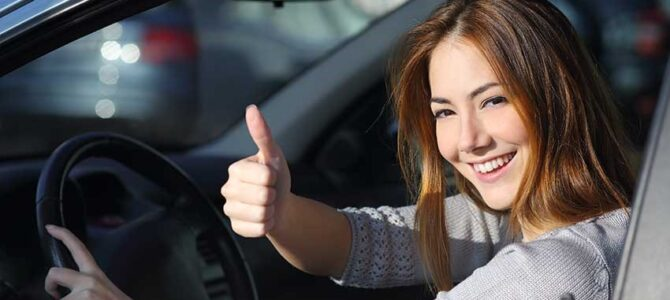Diferentes motivaciones para aprender a conducir